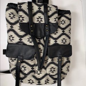 Tribal Backpack Bag